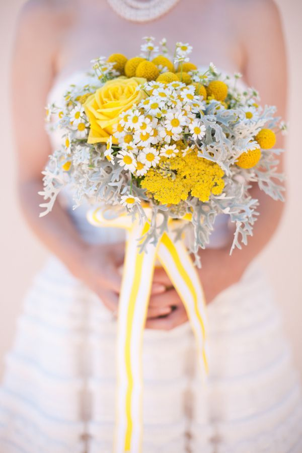 grey and yellow wedding ideas 05