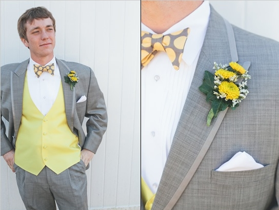 yellow wedding ideas 43