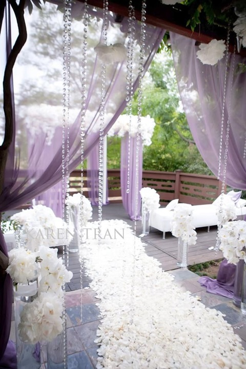 Lavender And Lilac Wedding Inspiration 95 Delicate Ideas