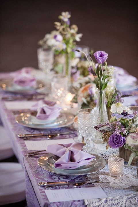 Lavender And Lilac Wedding Inspiration: 95 Delicate Ideas ...