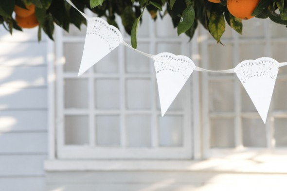 15 Wonderful DIY Garlands For Wedding Decor