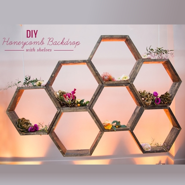 12 Original DIY Wedding Ceremony Backdrops