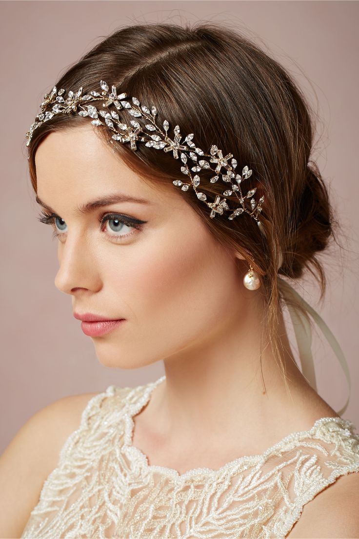 67 Gorgeous And Timeless Bridal Headpieces