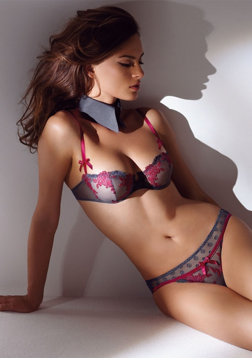 Seductive Honeymoon Lingerie: 41 Ideas