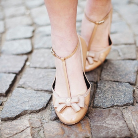 47 Gorgeous Vintage Wedding Shoes