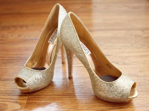 7d18269aabbe 53 Sparkly Wedding Shoes To Accentuate Your Bridal Look