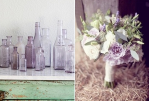 48 Delicate Mint And Lavender/Purple Wedding Ideas | HappyWedd.com