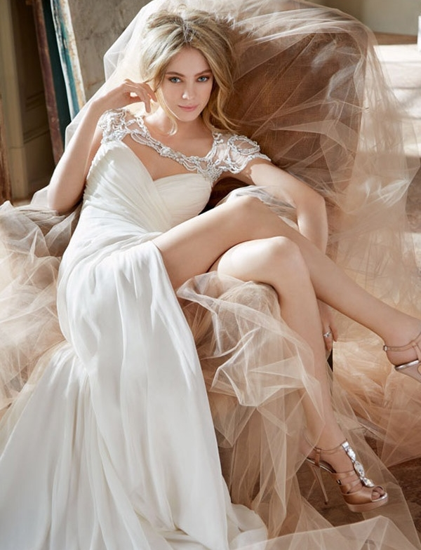 57 Awesome Summer Wedding Gowns