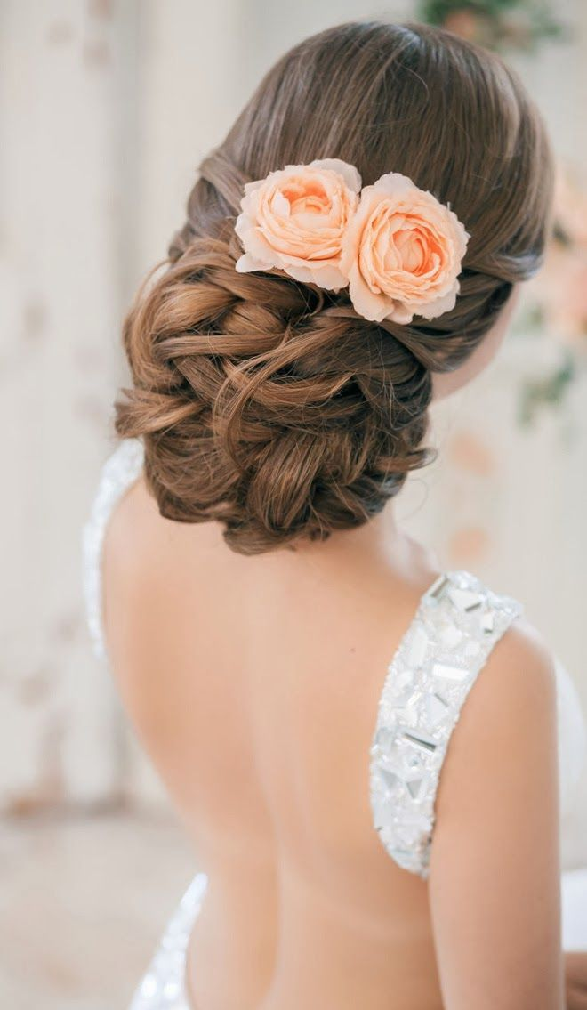 98 Adorable Wedding Hair Updos