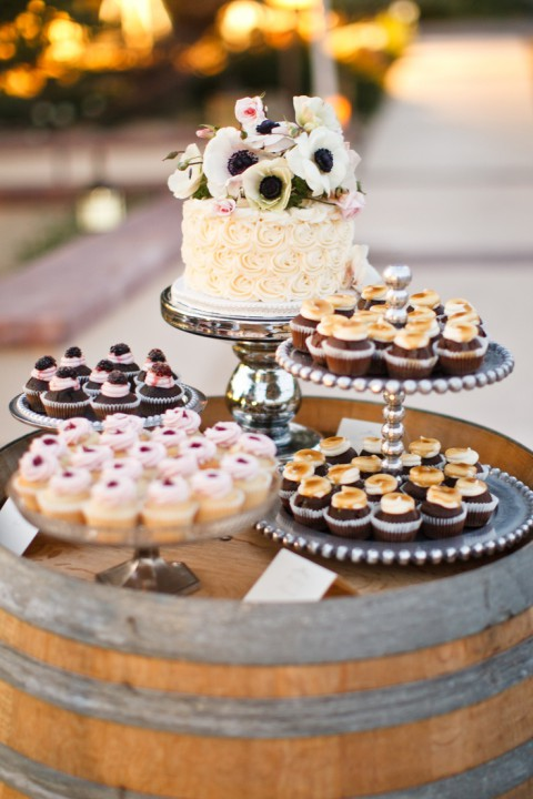 92 beautiful wedding dessert table ideas