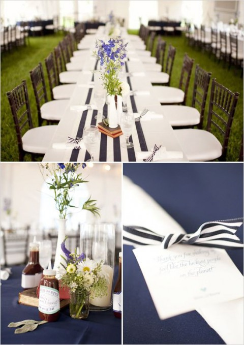 62 Stylish Nautical Beach Wedding Ideas