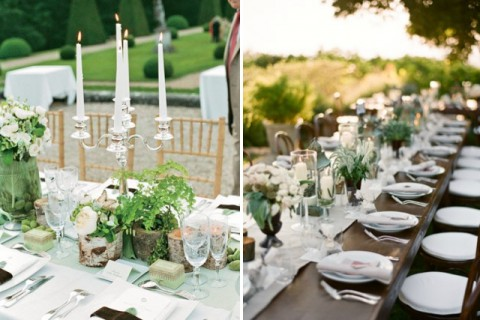 98 Rustic Wedding Table Settings Happywedd