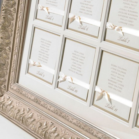 107 Original Wedding Seating Chart Ideas