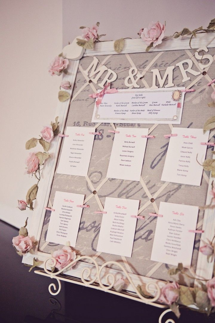 wedding seating chart 11