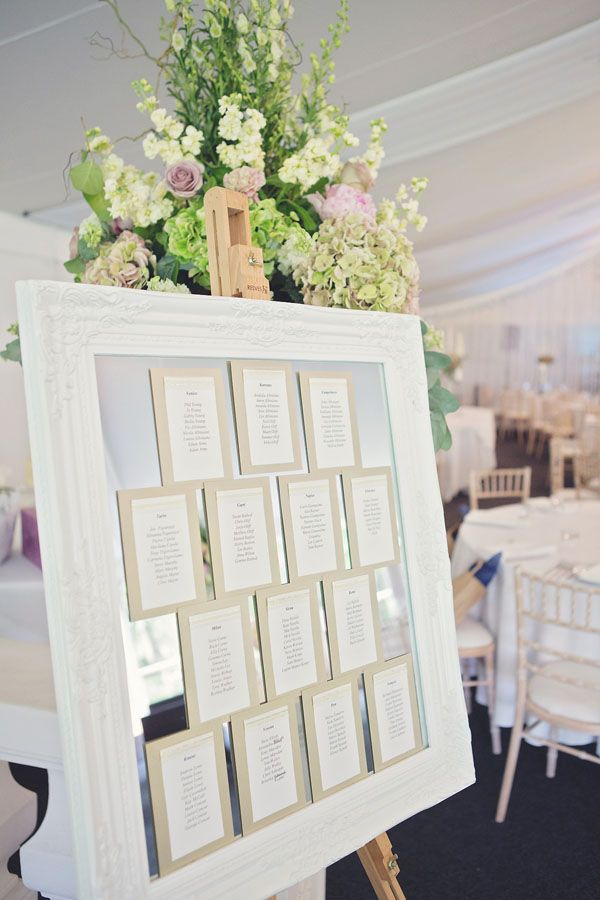 wedding seating chart template 17