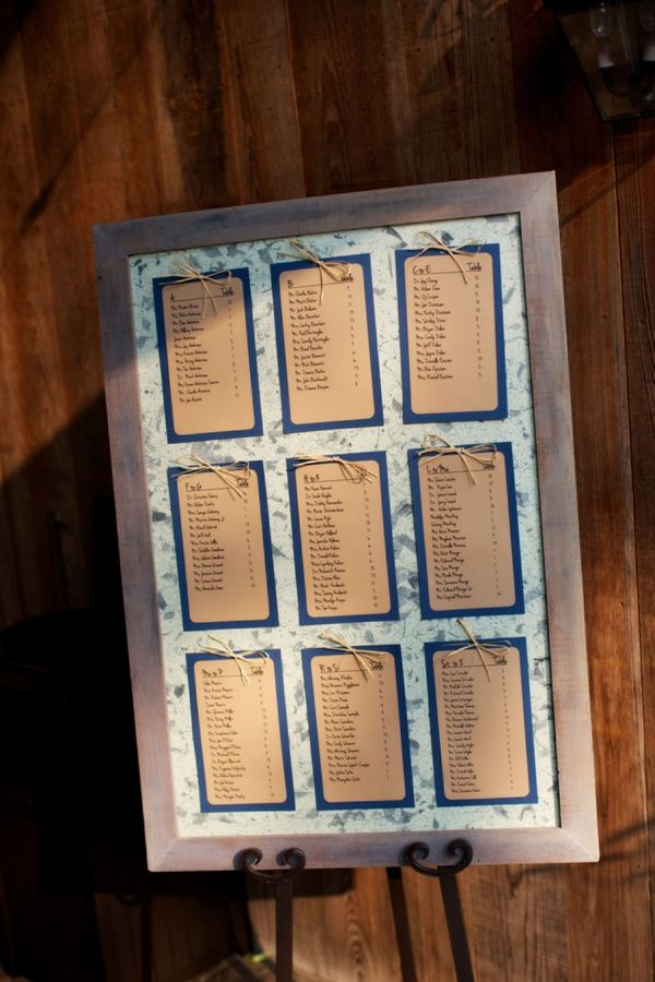 seating chart wedding 28