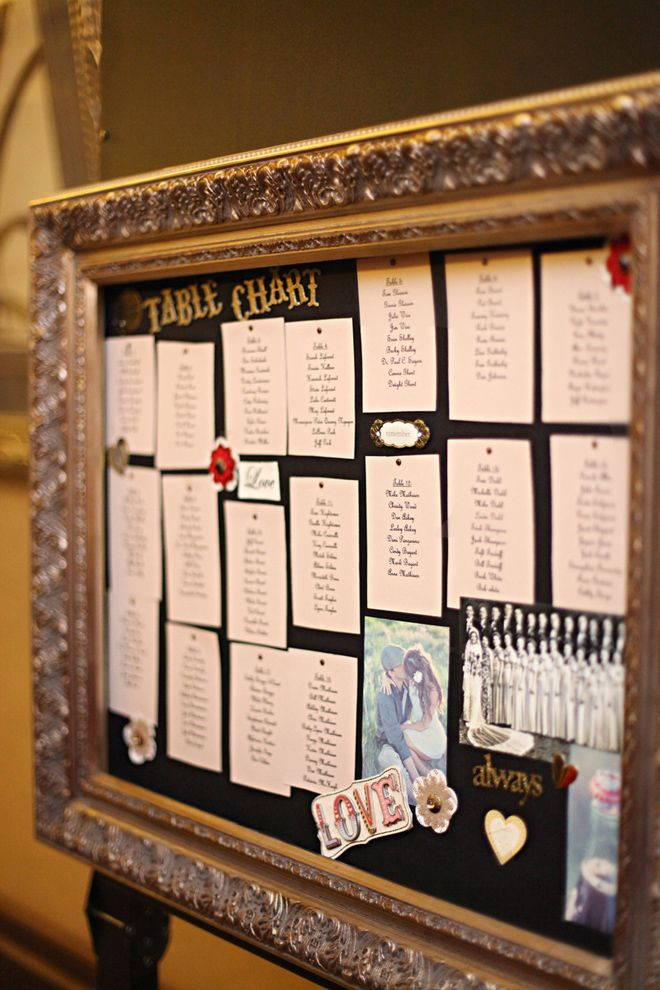 seating chart wedding 35