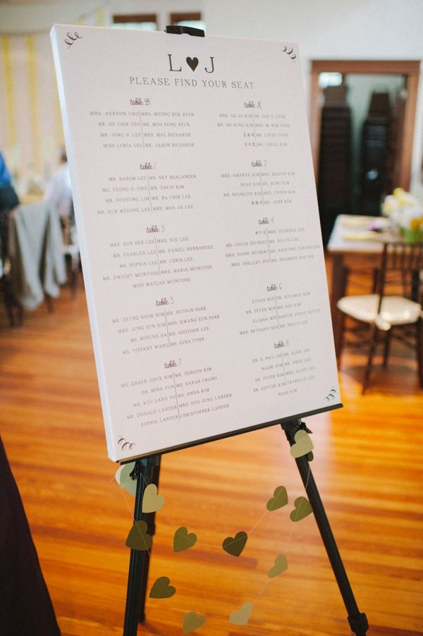 seating chart for wedding 68