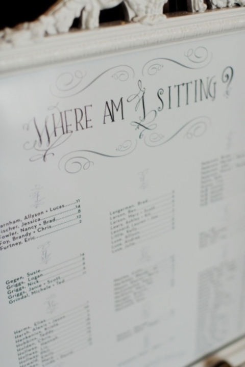 seating chart for wedding 71