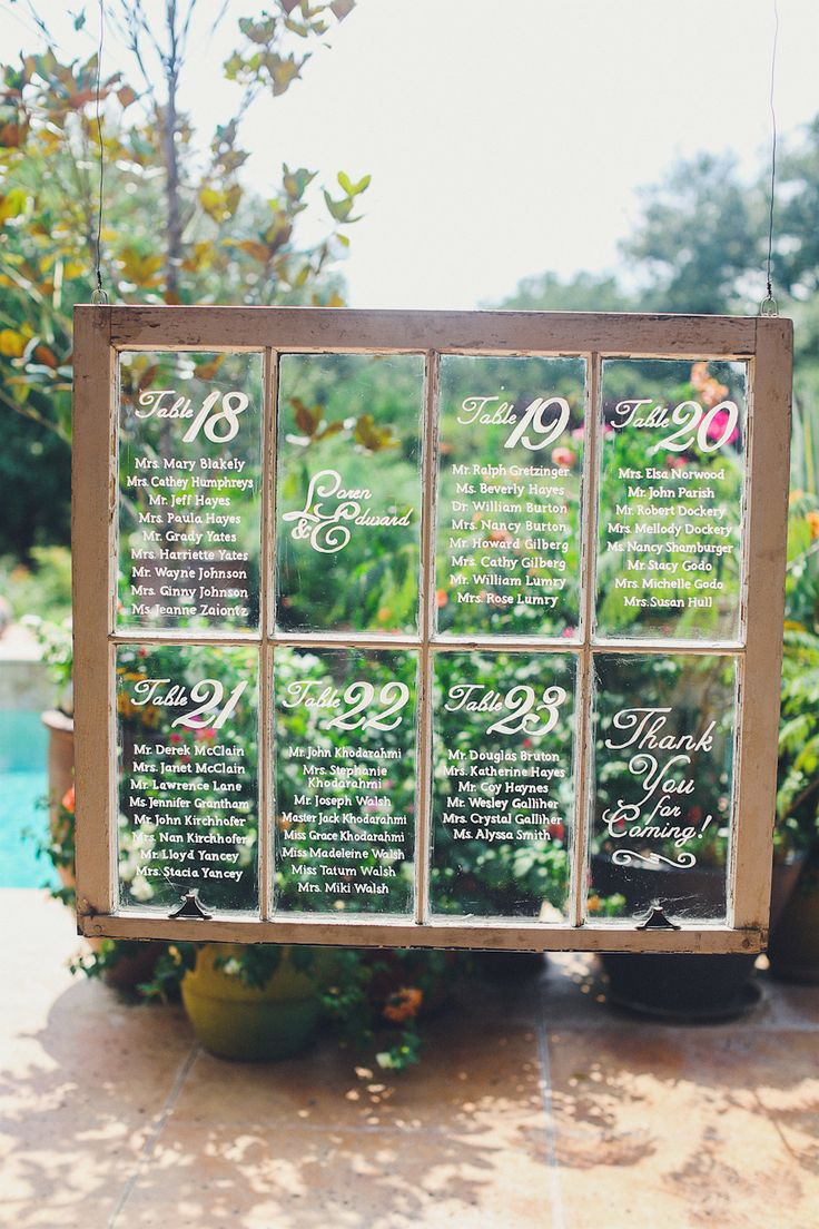 seating chart for wedding 73