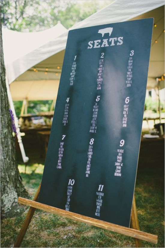seating chart for wedding 75