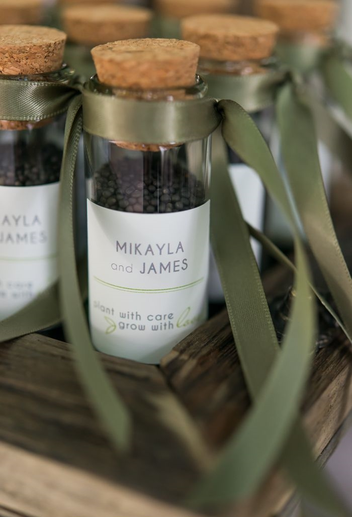 35 Cool Woodland Wedding Favors