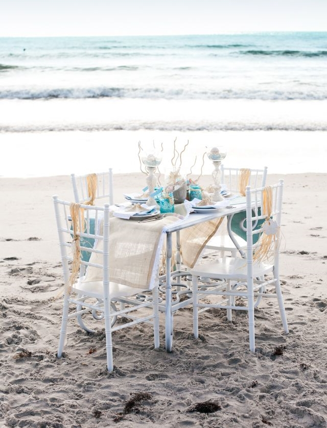 35 Cool Beach Bridal Shower Ideas