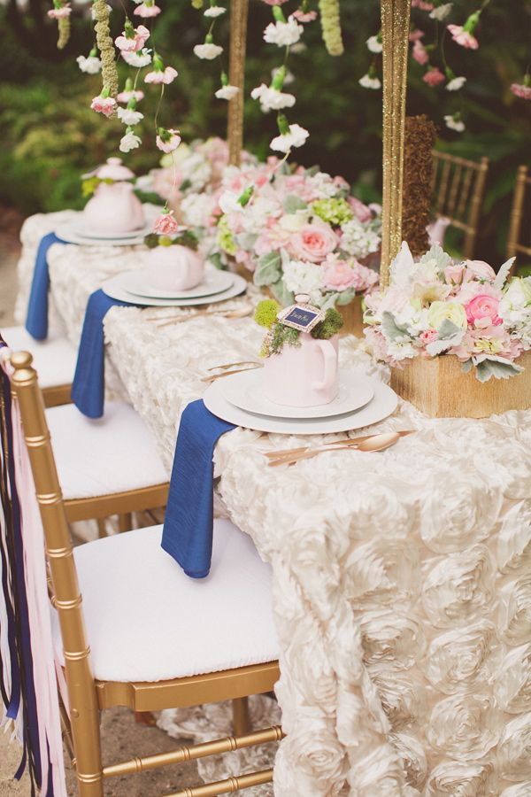 Lovely Outdoor Bridal Shower Ideas Part - 3: 52 Charming Garden Bridal Shower Ideas