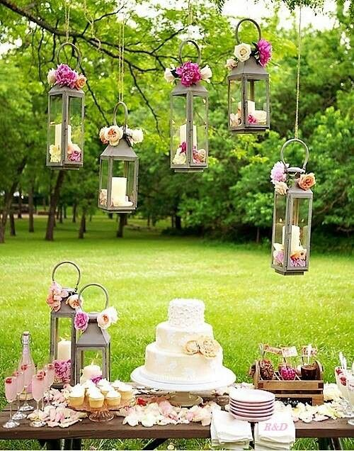 87 brilliant garden wedding decor ideas happywedd 87 brilliant garden wedding decor ideas junglespirit Image collections