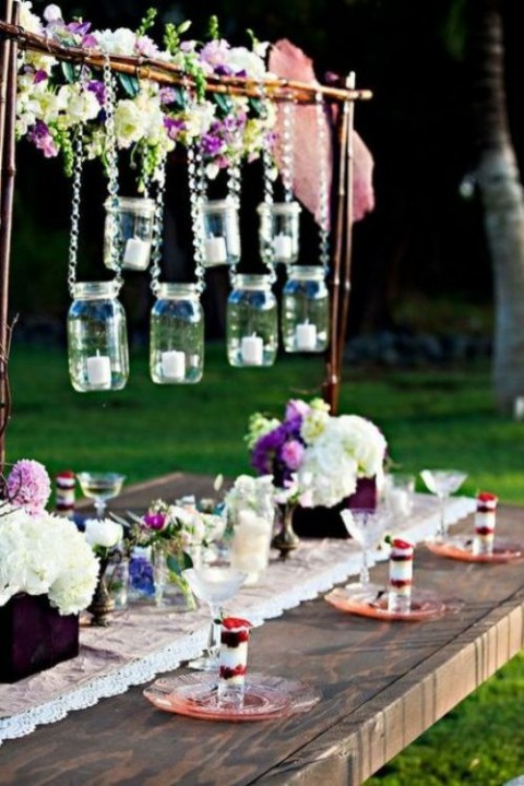 Awesome Outdoor Wedding Shower Ideas Part - 1: By Chloe