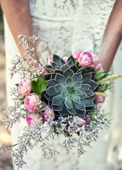 how to get succulents to flower