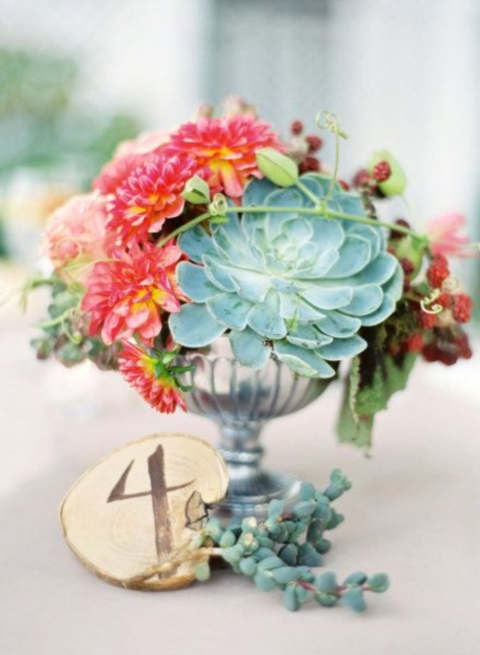 67 Succulent Wedding Decor Ideas