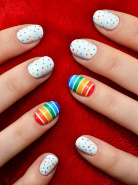 45 Summer Wedding Nails Ideas