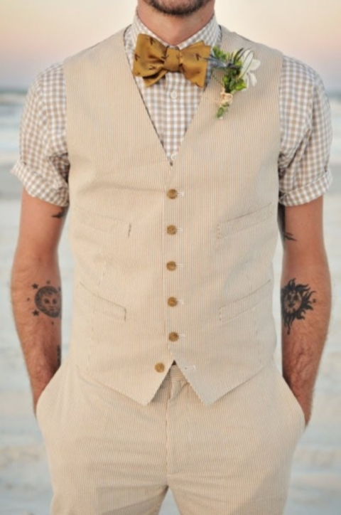 55 Stylish Groom Looks Without Jackets