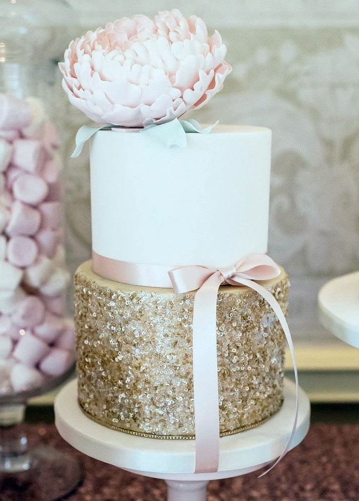82 Subtle Blush And Gold Wedding Ideas
