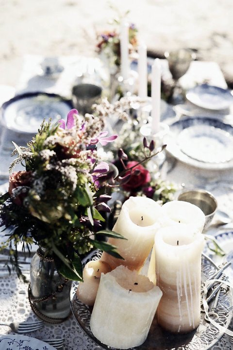 70 Romantic Boho Beach Wedding Ideas