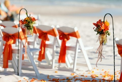 42 Cool Fall Beach Wedding Ideas