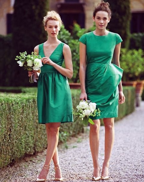 42 Stunning Fall Bridesmaids' Dresses