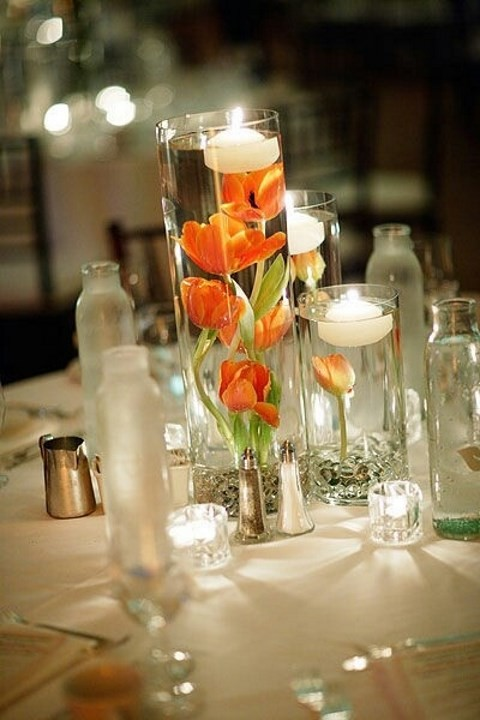 Fall wedding centerpieces that inspire happywedd