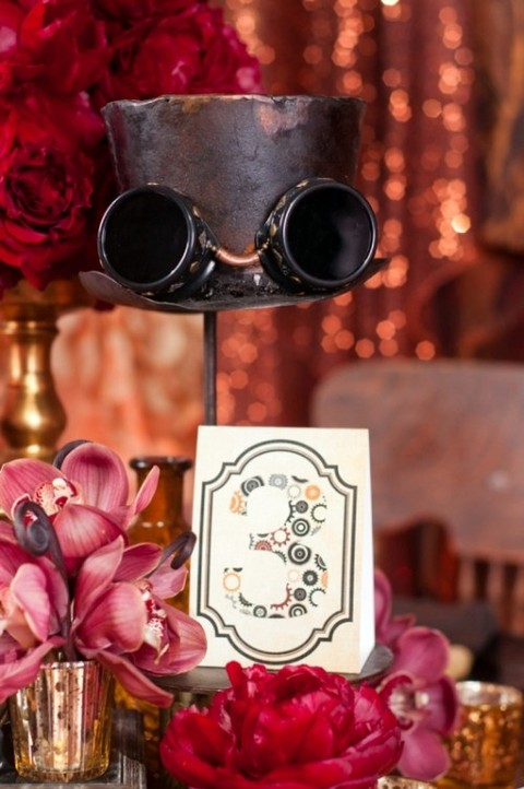 steampunk_table_number_12
