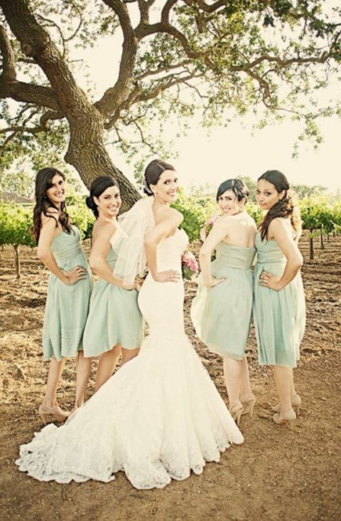 46 Beautiful Vineyard Wedding Dresses