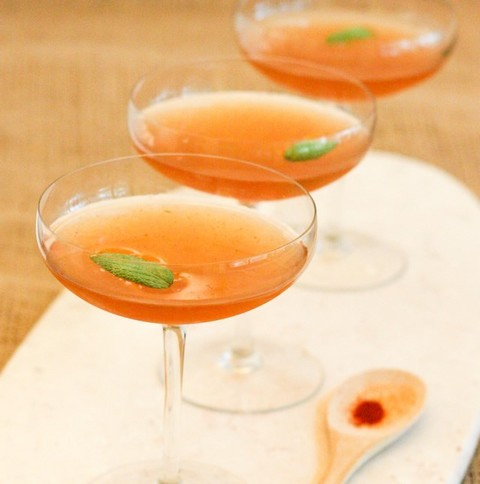 18 Yummy DIY Signature Wedding Cocktails