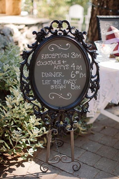 9 DIY Wedding Signs For Every Wedding