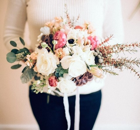 22 DIY Wedding Bouquets For Every Bride