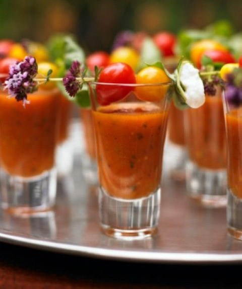 55 Savory Fall Wedding Appetizers