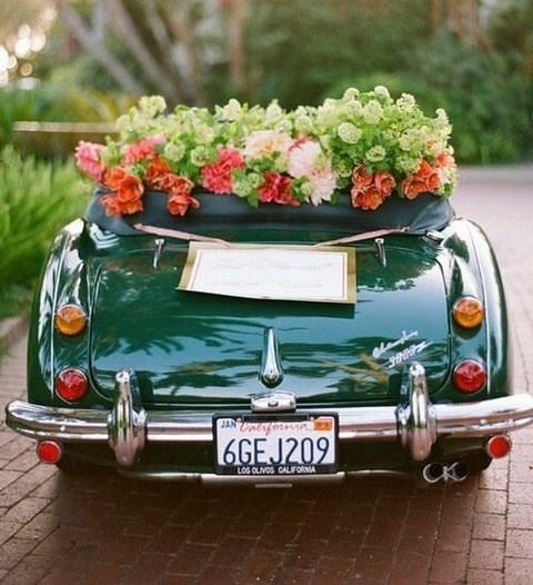37 Stunning Getaway Car Decor Ideas