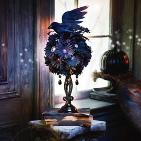 45 Stunning Halloween Wedding Centerpieces Happywedd