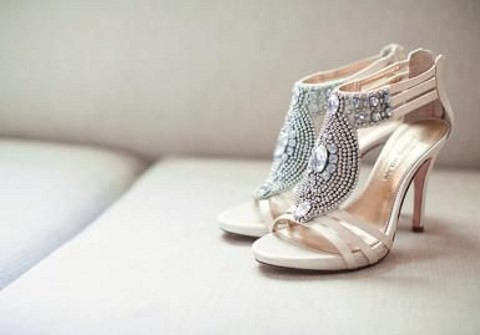 a8e94b806 35 Fabulous Fall Wedding Shoes And Booties