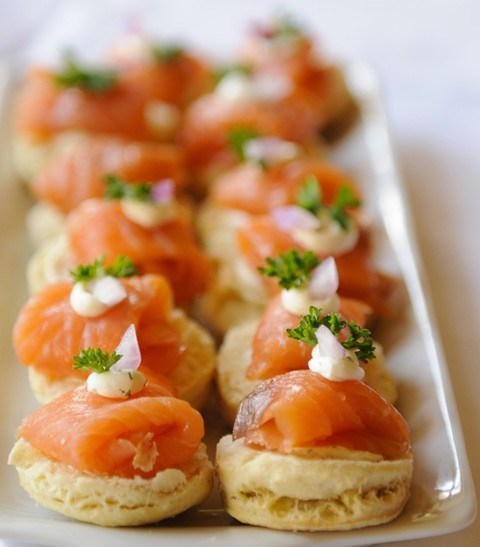 50 Winter Wedding Appetizers That Will Make Your Mouth Water