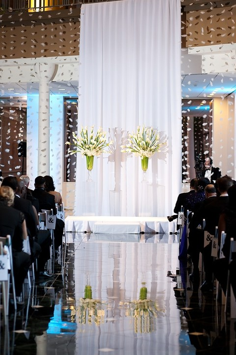 50 Awesome Indoor Wedding Ceremony Backdrops HappyWeddcom